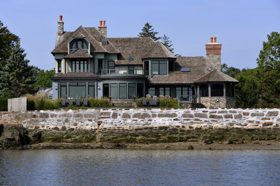 Seaside Shingle Style